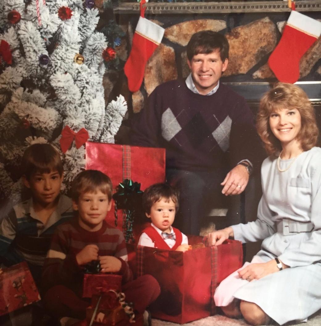 Chirstmas Family Photo