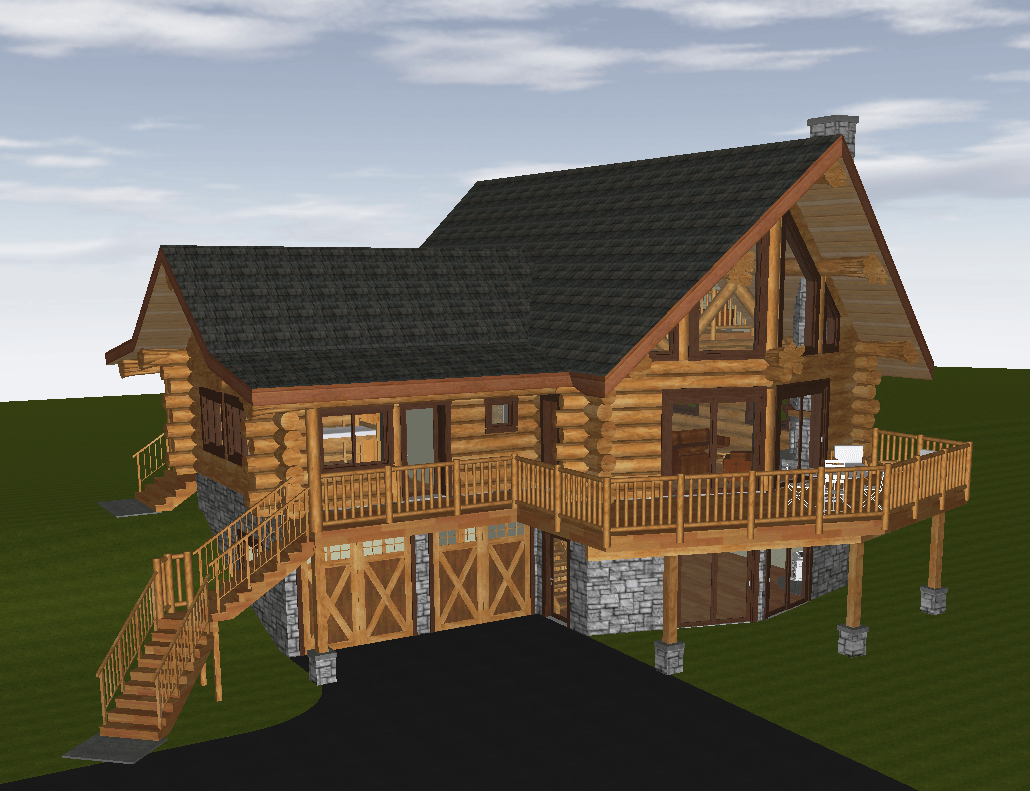 Photo of Log Cabin